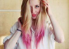dip hair   #VeetSmooth