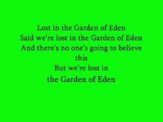 Garden of Eden by Guns N Roses lyrics