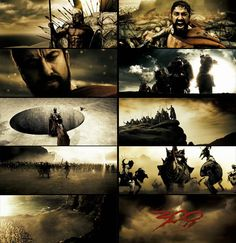 A talented and dynamic cast brings to life the historical Battle of Thermopylae of 480 B.C., in 300, directed by Frank Miller. Moved by the threat of invasion by King Xerxes of Persia, King Leonidas of Sparta leads three hundred warriors against over one hundred thousand Persian soldiers. The Spartans choose to fight in a narrow canyon, which allows them to make the most of such a small number of soldiers and makes the large number of Persians insignificant. Though by all appearances this is ...