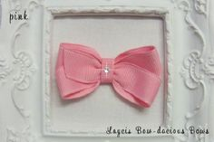 classic hair bow. Available in 4 sizes and 103 colors. Buy it Now