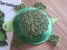 zoo preschool crafts | ... Blog: Eric Carle Inspired: Foolish Tortoise Kids Craft Project #71
