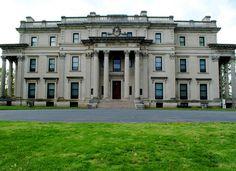 Vanderbilt Mansion ~ Hyde Park, NY