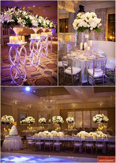 Elegant setting in our Boston ballroom. #WeddingWednesday @Four Seasons Bridal