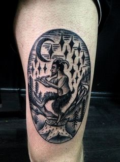 Pan | Gusak - Kingdom Tattoo - Kiev