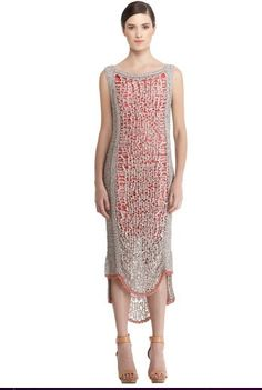 This is the Rachel Roy dress I wore at the Strut Moms Fashion Show!