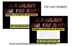 Star Wars Birthday P