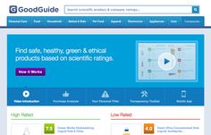 http://www.goodguide.com/   Another opportunity to rate toxicity