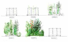 UrbanBuds: Mobile Suitcase Garden For The City Dweller , Interesting concept - have cannabis will travel!