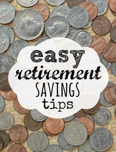 Easy retirement savi