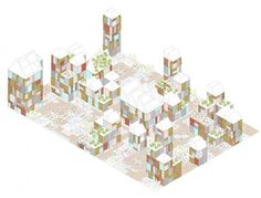 Patchwork City Masterplan \ OOIIO Architecture