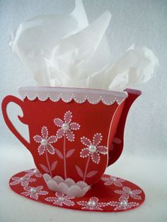 Eileen Hull April 2011 Tea cup e1302878660812 April 2011 Cool2Craft Creative Play Contributor Eileen Hull
