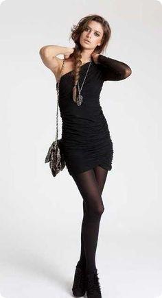 Vestidos elegantes de moda invierno 2012  http://vestidoparafiesta.com/vestidos-elegantes-de-moda-invierno-2012/