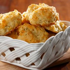 Bacon Cheddar Biscuits Recipe