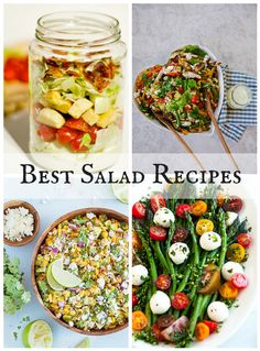 Best Salad Recipes a