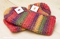 Crochet slipper pattern - Free, NO Membership Required