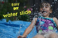 Homemade Water-Slide