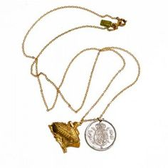 Assorted Double Charm Necklace