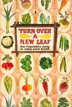 Turn Over a New Leaf (IWM)