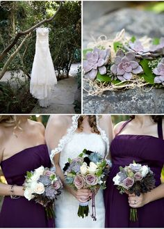 succulent bouquets   succulent-bouquet