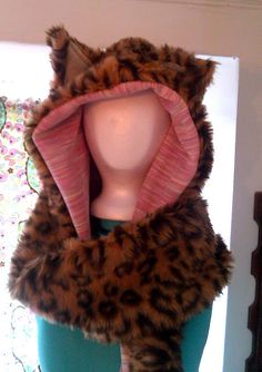 DIY Animal Hoods
