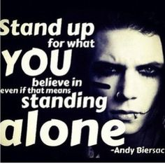 Andy sixx quotes on Pinterest