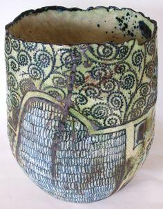 stirringupthemeltingpot:  ceramiques by Jérome Galvin