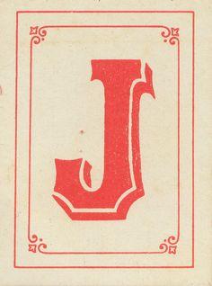 The Letter J