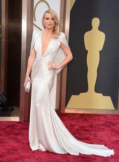 Kate in Versace Oscar's 2014