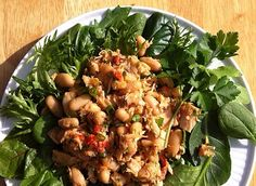 Eat • Write: Tuna-white bean salad: 3 ingredients, many variations