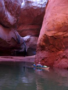 Lake Powell, nice and quiet