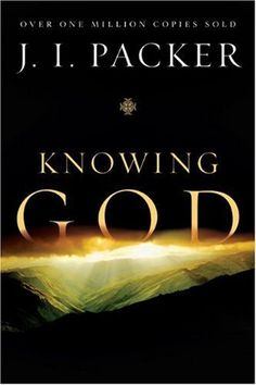 Knowing God by J. I. Packer. $12.24. Author: J. I. Packer. Publisher: InterVarsity Press; 20th Anniversary ed. edition (July 1, 1993). Publication: July 1, 1993
