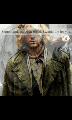 Dustfinger, I love him and Inkheart. Fire.