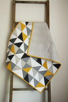 Greys and yellows