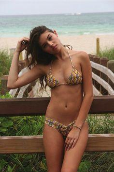 Daniela Lopez Osorio – hot Kai Lani swimwear pics