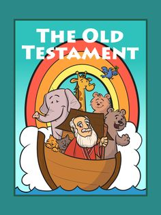Bring the stories of the Old Testament into vivid color with this coloring book.    Download a free PDF of this coloring book that you can print and color!