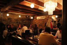 Chuck Hughes' beautiful basement bistro, Le Bremner