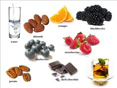 Super Foods - and all my favorites!