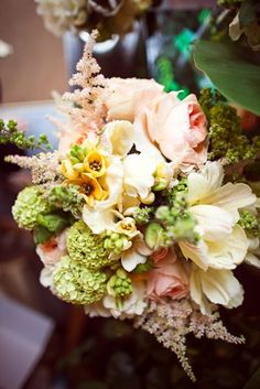 A Bouquet of Love.