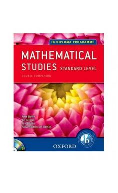 This book which is part of a completely new series provides extensive practice, examination support, complete solutions, a digital e-book with GDC coverage for several calculators, and contains the most thorough coverage while supplying content which is crucial for the IB student. ISBN: 9780199129331