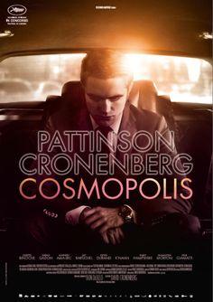 Cosmopolis, in onda su Sky Cinema Cult il 31  agosto alle 22:50.
