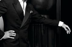 Black suit this man, style icons, suit, tomford, men, tom ford, fashion designers, style fashion, man style