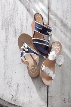 Summer Sandals from Jack Rogers #Belk #JackRogers #Shoes