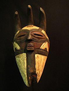 Tetela Mask African Tribal Mask and Art | eBay