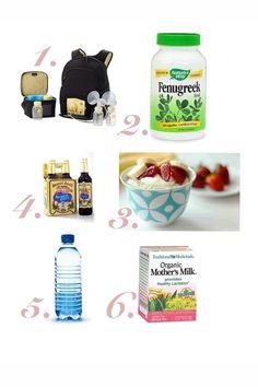 Got Milk? Breast feeding and pumping tips!