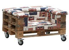 Muebles Portobellostreet.es: Sillon Vintage Kent - Sillas y Sillones Vintage - Muebles de Estilo Vintage