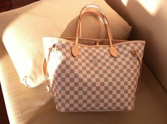 Louis Vuitton Neverfull, fave bag in my closet
