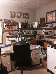 Scraproom - left wall - Scrapbook.com