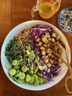 9 Rules for Better Salads | A Cup of Jo