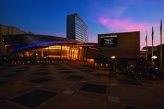 The NASCAR Hall of Fame will host the 2014 Opening Party for the #NRPACongress!