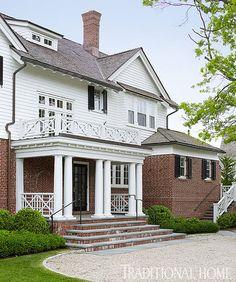 Stylish Home on Long Island Sound | Traditional Home